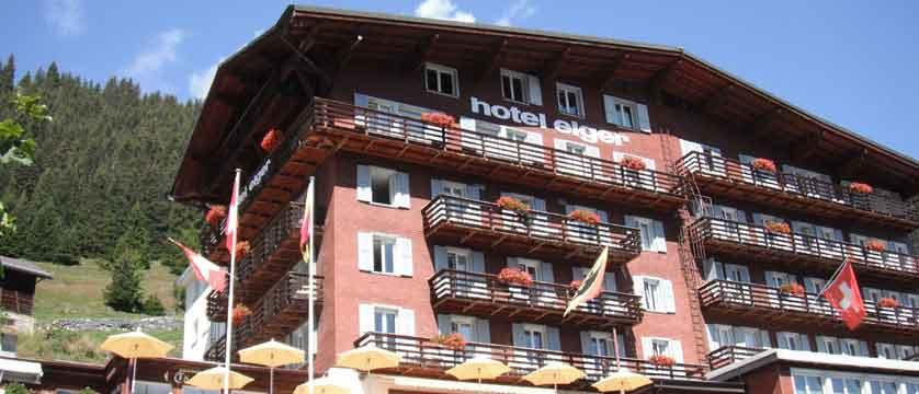Hotel Eiger, Mürren, Bernese Oberland, Switzerland - Exterior.jpg